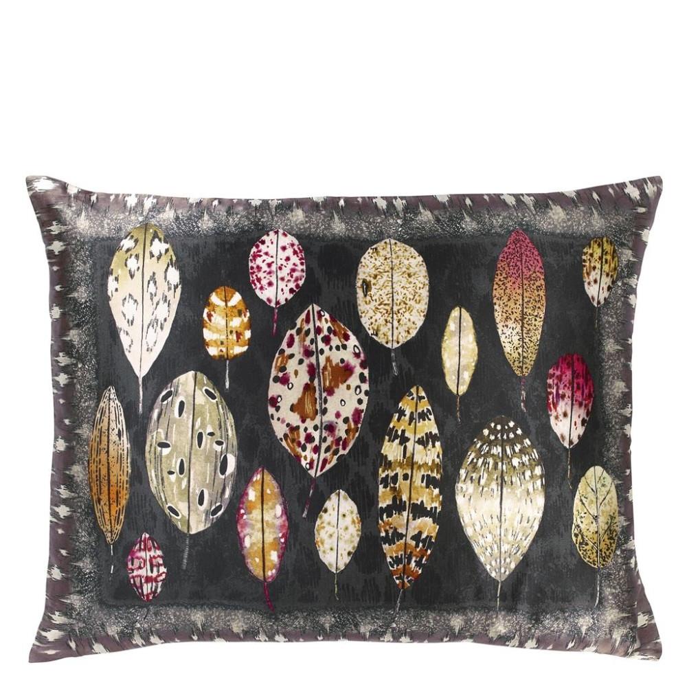 Designers Guild Tulsi Aubergine Decorative Pillow 24 X 18 In