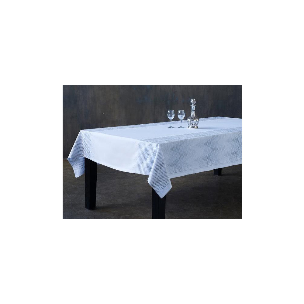 Misony Silver Stain Free Tablecloth   Spillproof ...
